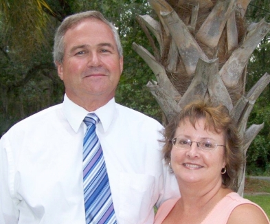 Pastor Mark & Yvonne