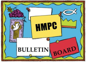 Bulletin Board Clipart